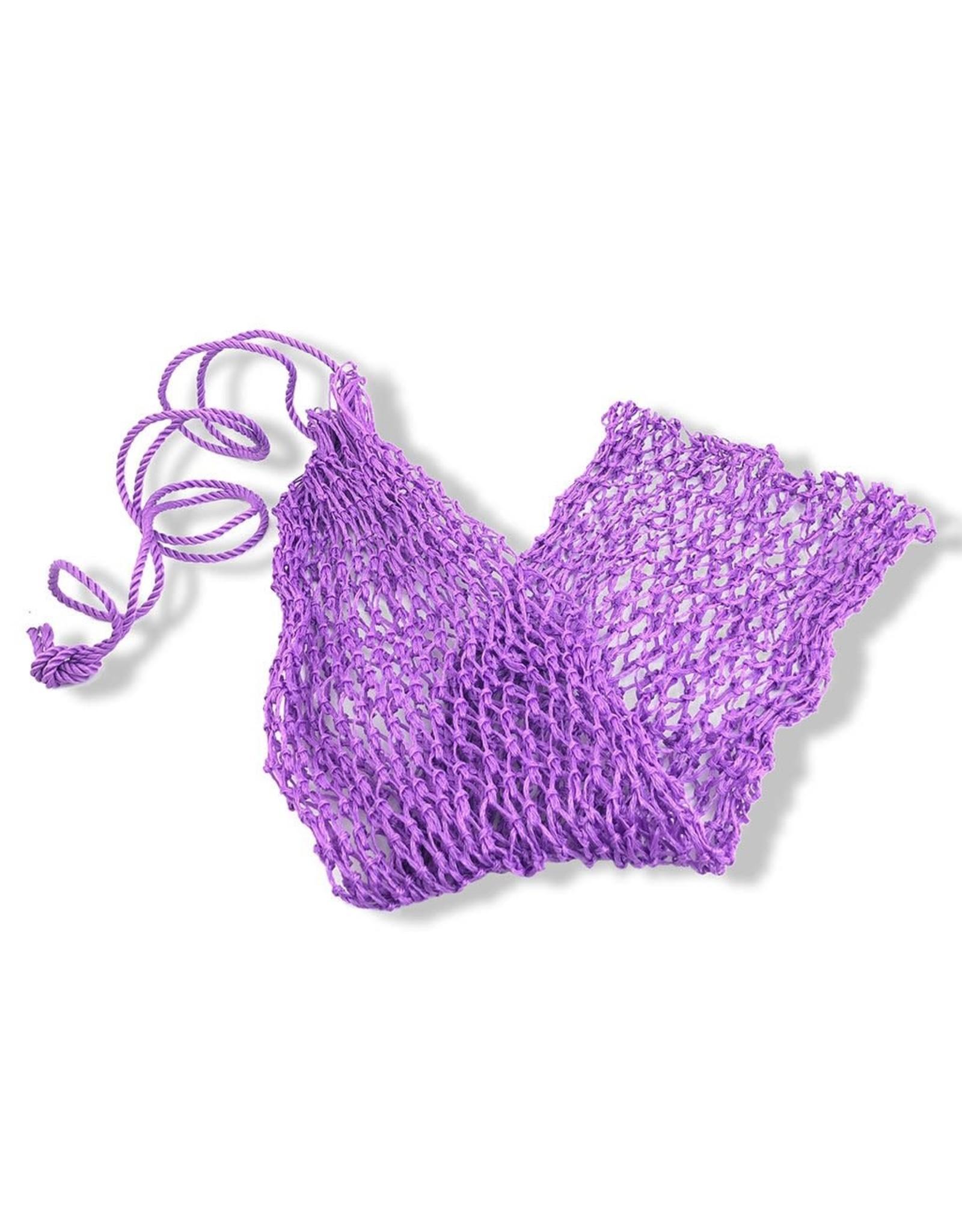 Copy of Slow Feed Hay Net (small Holes) purple