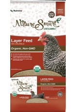 Nutrena Nature Smart Organic Layer Crumble 16% 35lb