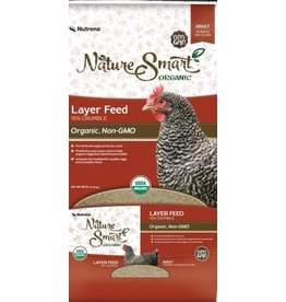 Nutrena Nature Smart Organic Layer Crumble 16% 35lb