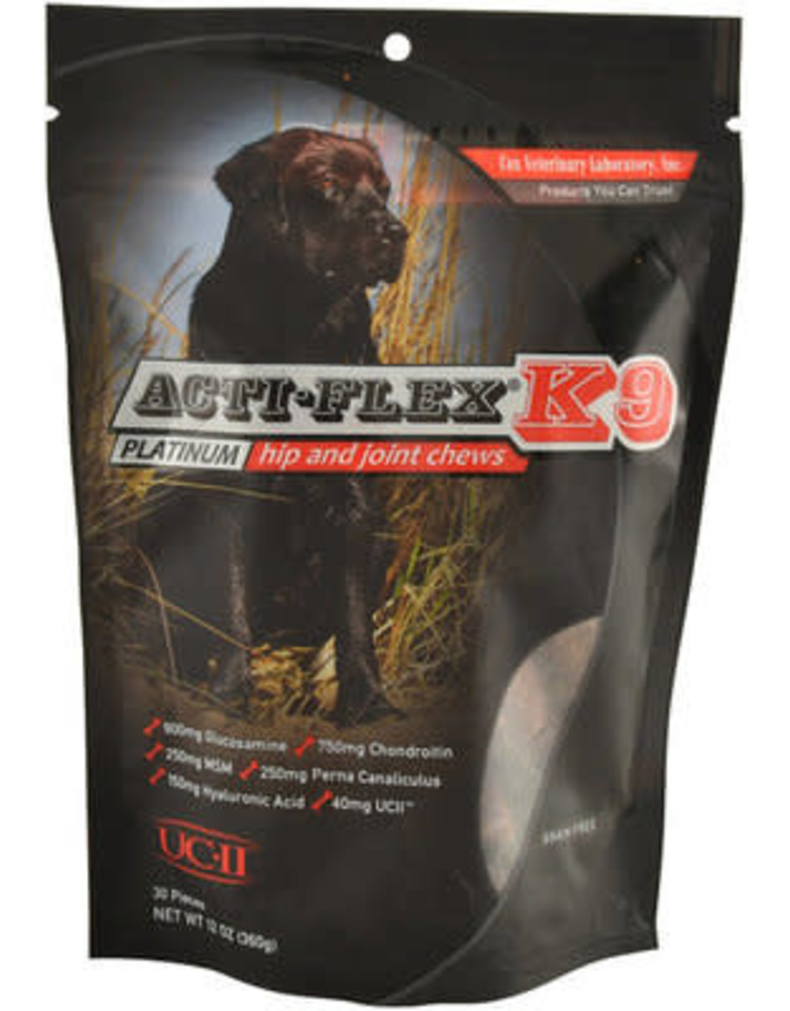 Cox Acti Flex K9 Hip & Joint Chew 30 day
