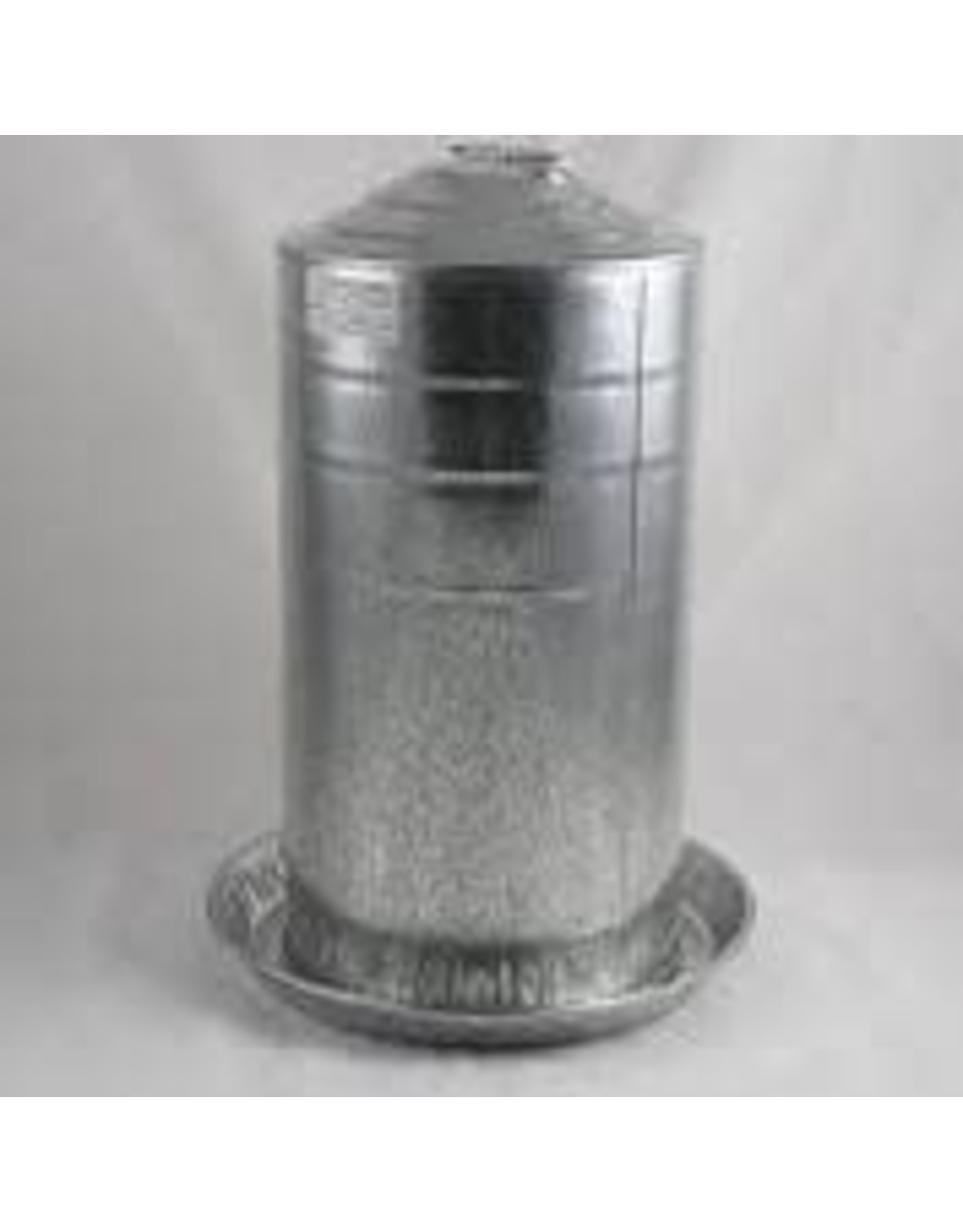 Double Wall Fount Galv 8 Gal