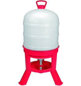Chicken Waterer, Plastic Dome 8 Gallon Capacity