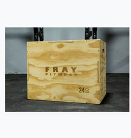 3 in 1 Wood Plyo Box 20'' 24'' 30''