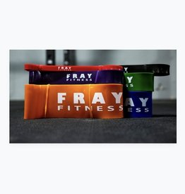 Latex Resistance Pull-Up Bands - XXL Orange