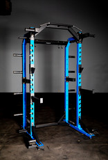FHR1 Half Rack Black And Blue