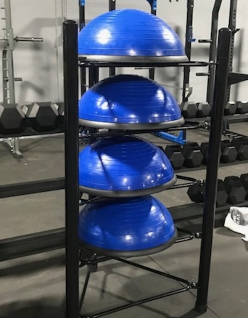 Balance Trainer Stability Half Ball Storage Rack