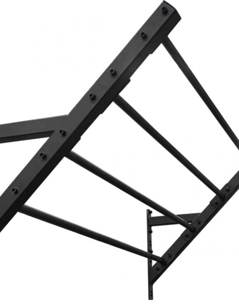 4' Flying Pull-Up Bar (Black)