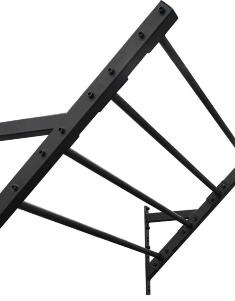 6' Flying Pull-Up bar (Black)