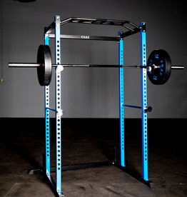 racks \u0026 rigs fray fitnessfhg2 light duty home gym power rack blue and black