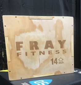 3 in 1 Wood Plyo Box 12'' 14'' 16''