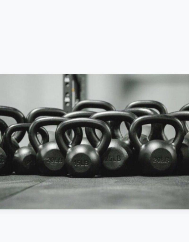 Kettlebells - 20kg - 44LB