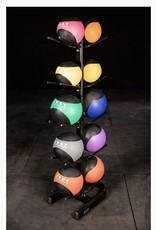 Double Sided Medicine Ball Rack