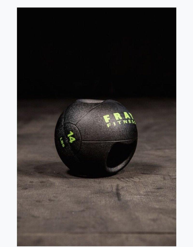 Medicine Ball Dual Grip - 14 lb