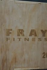 3 in 1 Wood Plyo Box 16'' 20'' 24''