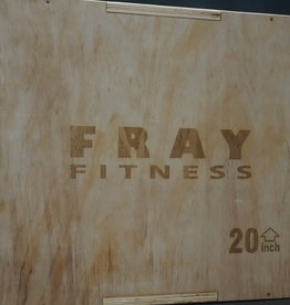 3 in 1 Wood Plyo Box 16'' 20'' 24''