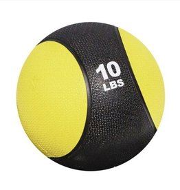 Rubber Medicine Ball - 10 lb