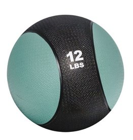 Rubber Medicine Ball - 12 lb