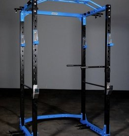 FPR5 Power Rack Black And Blue
