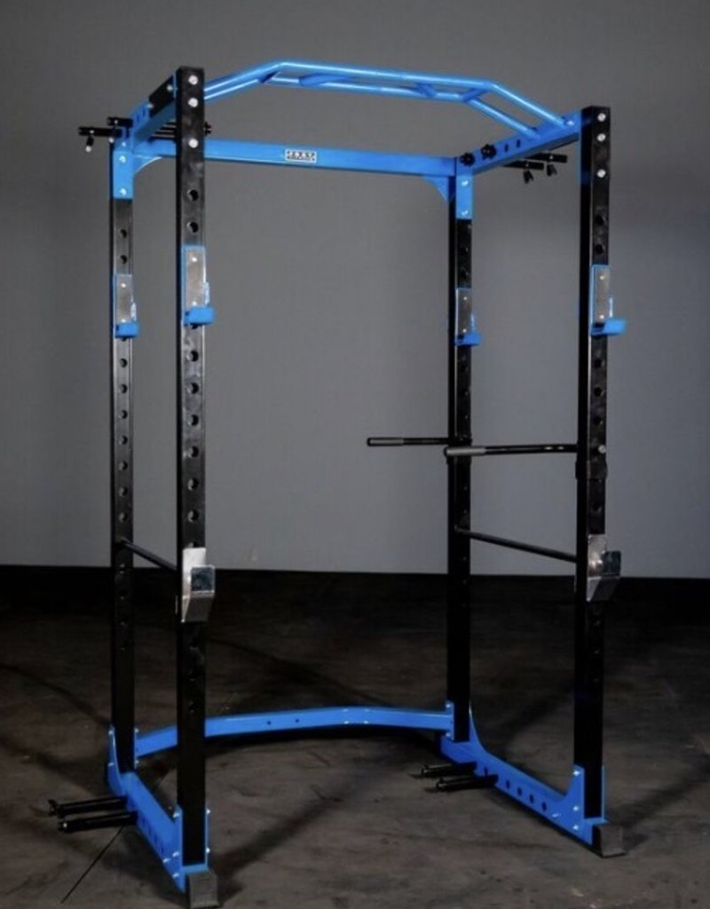 FPR5A Power Rack Black And Blue