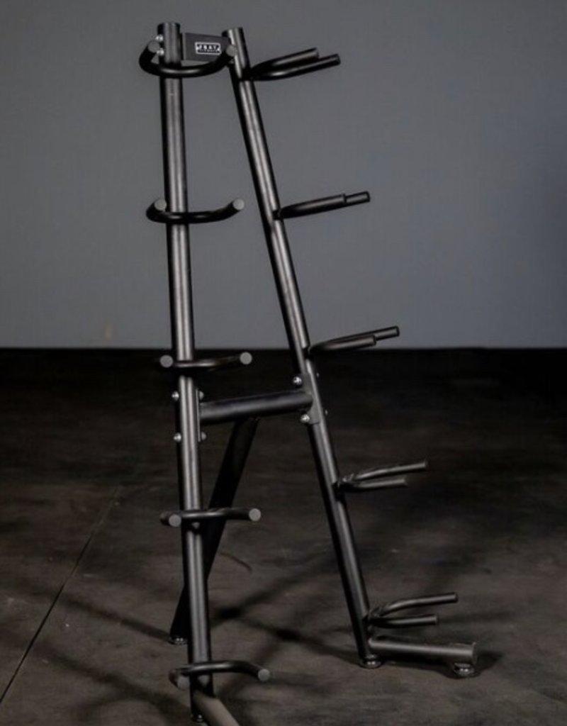 Medicine Ball Rack - A Frame Double-Sided