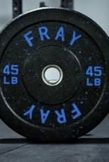 Crumb Rubber Bumper Plate - 45 lb