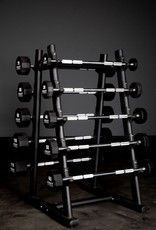 Urethane Straight Fixed Barbell Complete Set 20-110