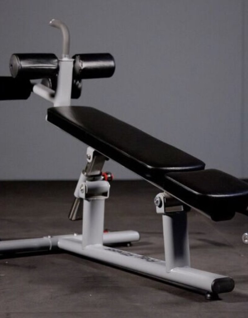 Adjustable Decline Ab Bench Commercial Line