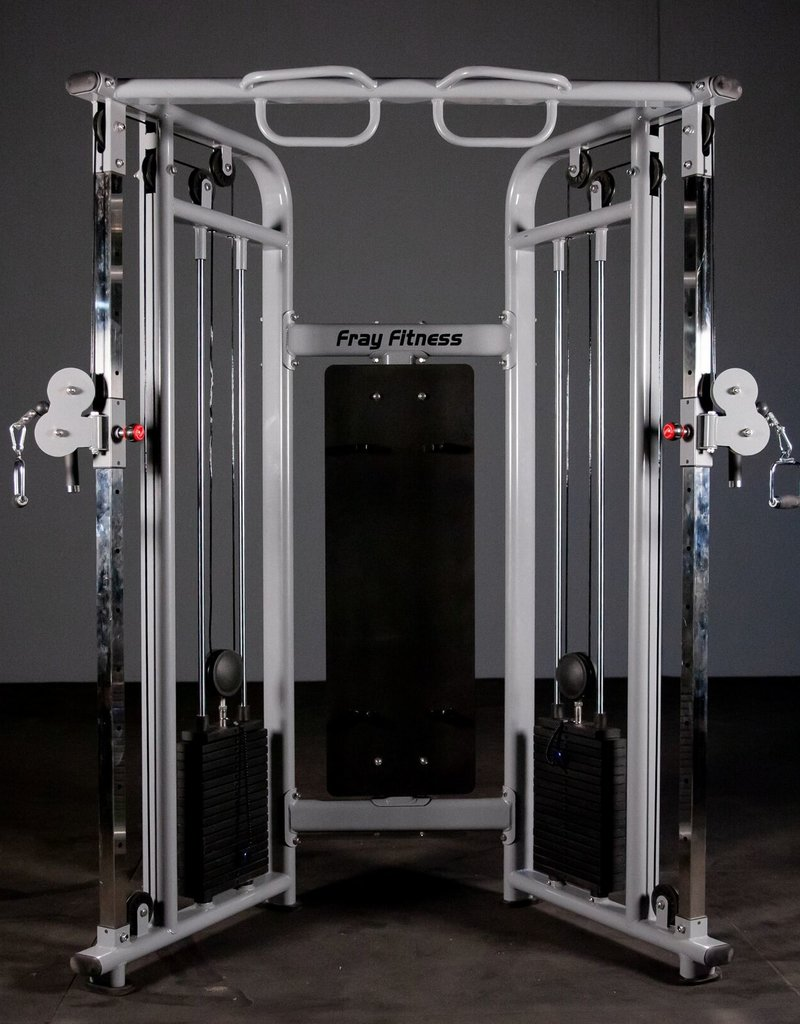 Functional Trainer Commercial Line (Grey)