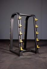 FBR2 Fixed Barbell Rack Black