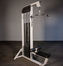 Lat Pulldown Selectorized Commercial Line (Grey)