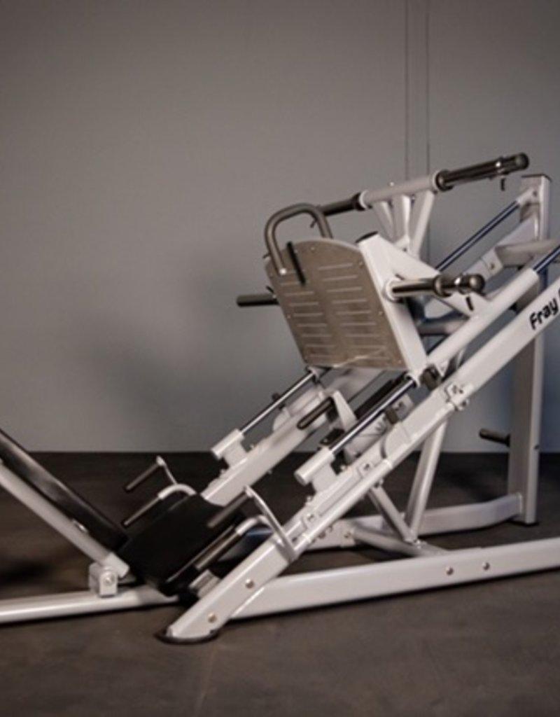 Leg Press Commercial Line (Grey)