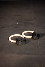 Gymnastics Wood Rings (pairs)