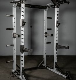 FHR1A Half Rack (Grey And Black)