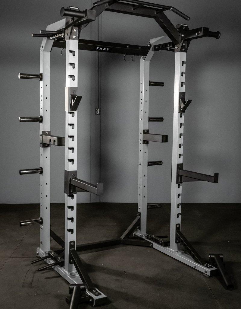 FHR1A Half Rack (Grey And Black)