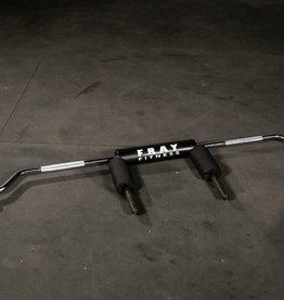Fray Safety Squat Barbell