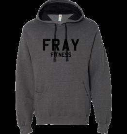 Fray Hoodie Large