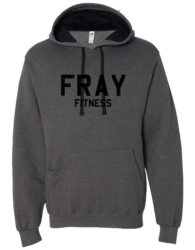 Fray Hoodie XL