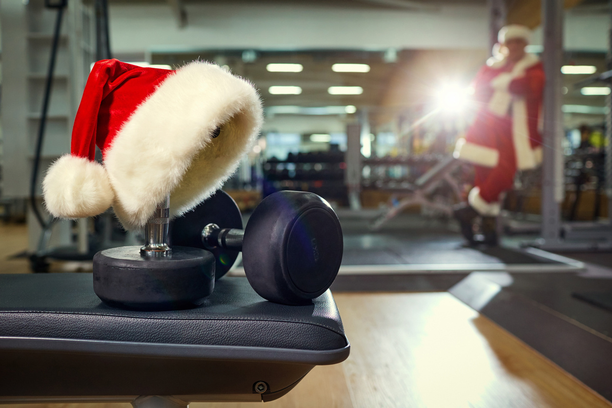 5 Christmas Gifts for Your Fitness Friends & Family