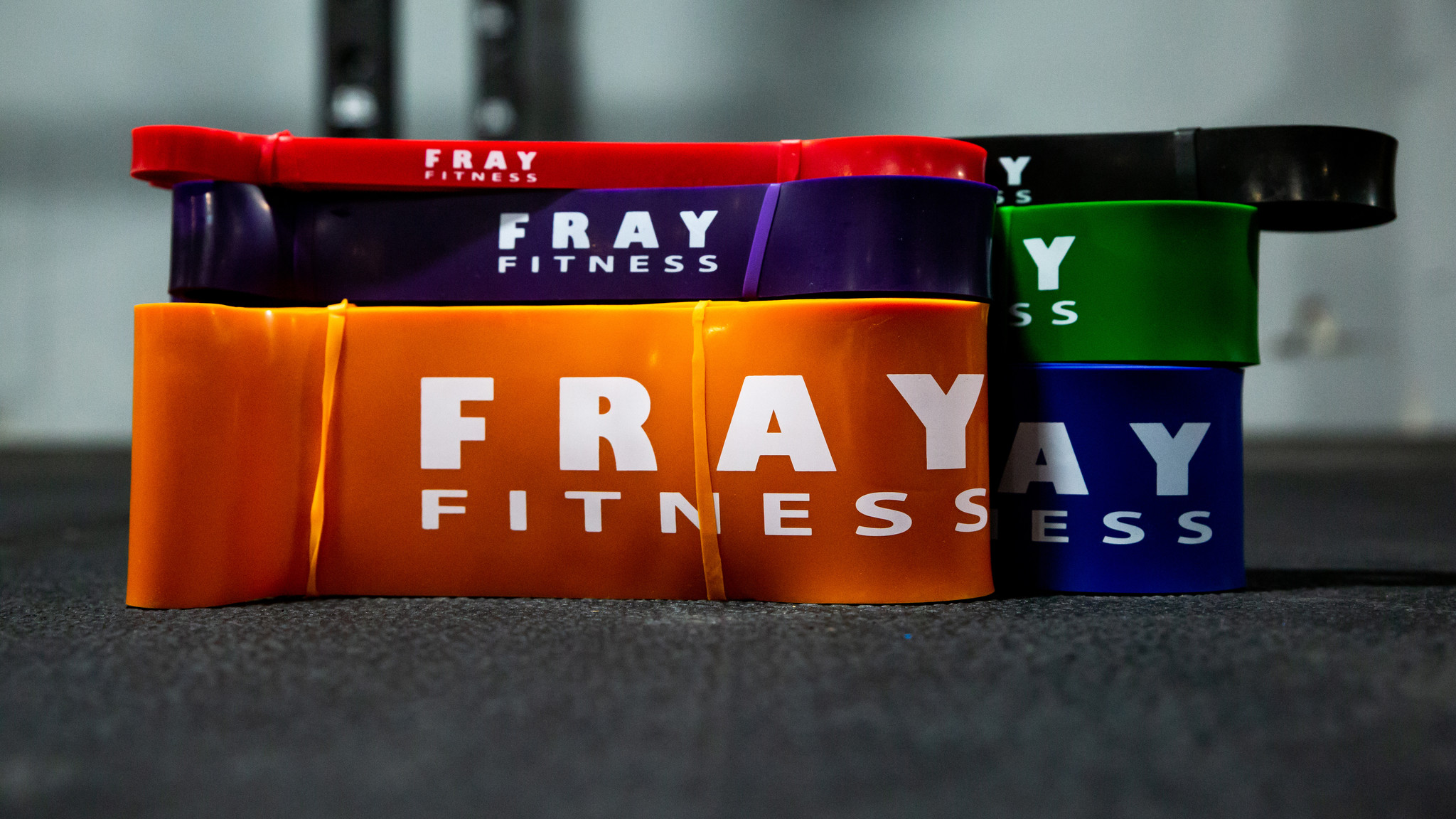 Fray Fitness resistance bands