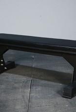 "FB Commercial 3"" x 3"" 11 Gauge Flat Bench (Black)"