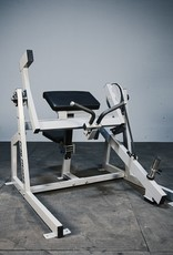 Iso Line Seated Bicep Curl