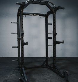 FHR1C Half Rack All Black