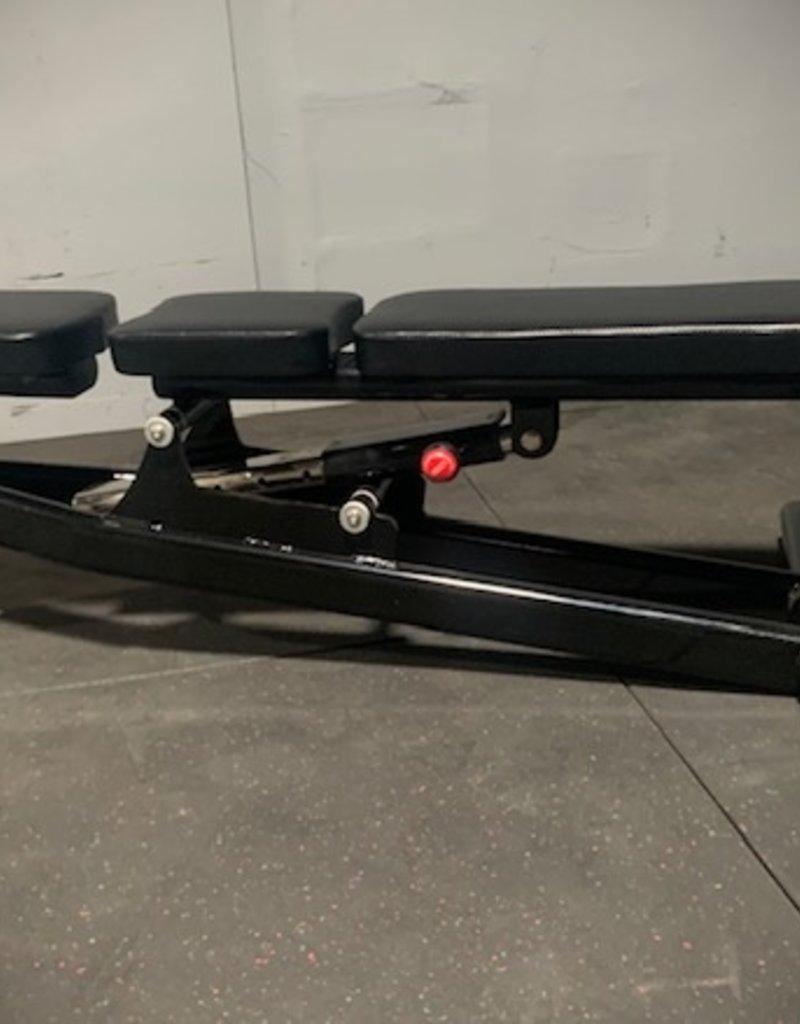 Adjustable Bench Commercial Line (Black)