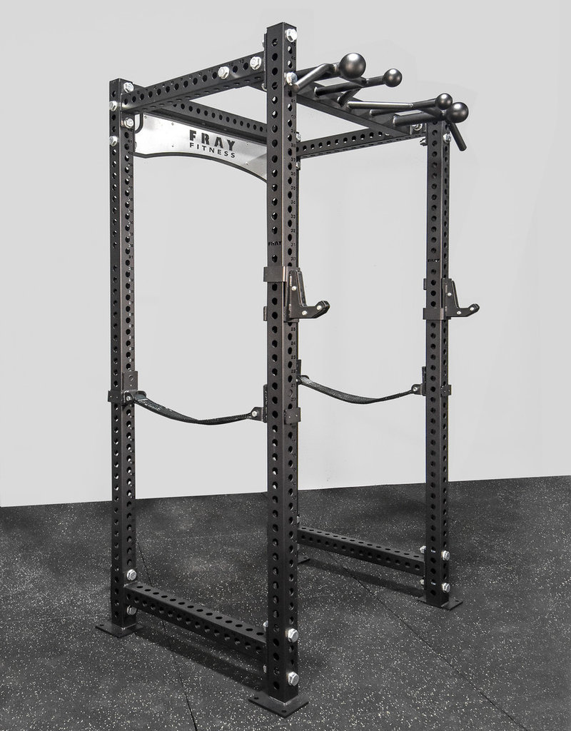 Fray F-1 Savage Series Power Rack (Black)