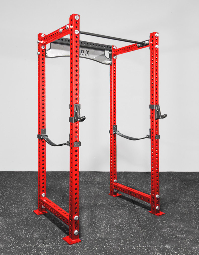Fray F-1 Savage Series Power Rack  (Red)
