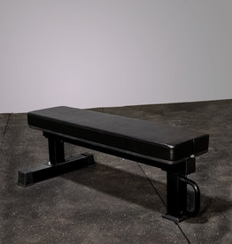 FB-02 Competition Flat Bench (Black)
