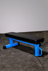 FB-02 Competition Flat Bench (Blue)