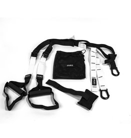 Suspension Bodyweight Resistance Training Set Bundle (White)