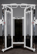 Functional Trainer Commercial Line (White)