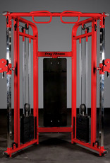 Functional Trainer Commercial Line (Red)